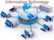 Information Technology Enable Services karthik
