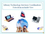 overview technology management in libraries
