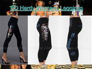 ED Hardy Womens Leggings