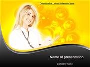 Medical Science Powerpoint (PPT) Templates | Powerpoint Template for P