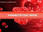 Red Blood Cell Powerpoint (PPT) Templates| PPT Background for Red Bloo