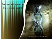 DNA PowerPoint(PPT) Templates | Backgrounds for DNA PowerPoint | PPT T
