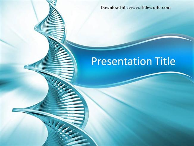 Dna nanotechnology authorstream dna helix powerpointppt templates ppt background for dna structure toneelgroepblik Choice Image