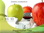 Healthy Diet PowerPoint(PPT) Templates|PPT Template for Healthy Food|