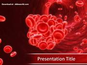 Blood Cells PowerPoint Templates | Red Blood cells PowerPoint | Blood