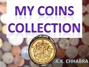 MY COINS COLLECTION