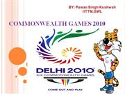 COMMONWEALTH GAMES 2010 pawan