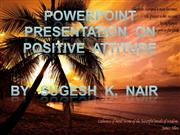 Power Point Presentation On Positive Thinking To Enhance Your Life