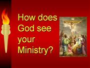 god's mission your ministry