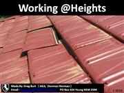 Safe working at Heights
