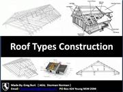 3 Types of Roof Costruction