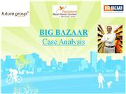 big bazaar case analysis