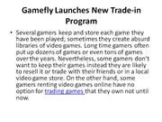 Gamefly Launches New Trade-in Program