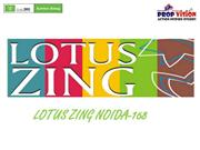 LOTUS ZING on NOIDA EXPRESSWAY By PROP VISION