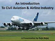 Civil Aviation & Airline Industry - An Overview