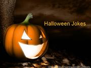 Halloween Jokes