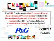 Procter and Gamble Strategy