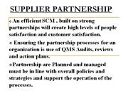 tqm supply