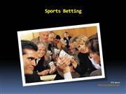 profitable investment in sports betting
