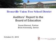 2009-10 Auditor's Report