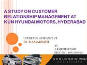 crm of kun hyundai