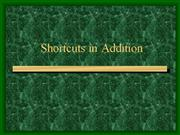 AdditionShortcuts