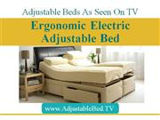 ergonomic adjustable bed