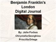 benjamin franklin's london