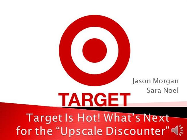 target is hot! |authorstream, Modern powerpoint