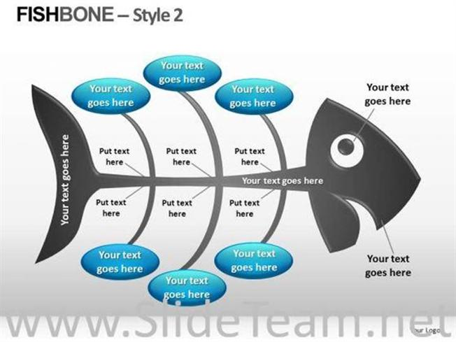 DOWNLOAD FISHBONE DIAGRAMS-PowerPoint Diagram