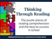 thinking through reading introduction