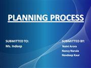 ppt planning process