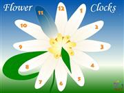 Amazing Flower Clocks