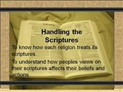 hr09unit01lesson03 handling scriptures
