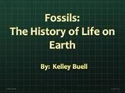 history of life- fossils
