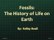 Fossils earth history