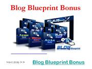 blog blueprint bonus - exclusive $997 blog blueprint bonus