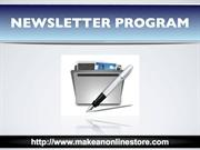 Newsletter Program