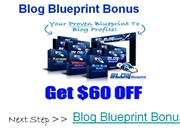blog blueprint - shocking $997 blog blueprint  bonus