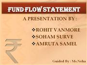 fund flow ppt