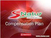 SNATUR Compensation Plan