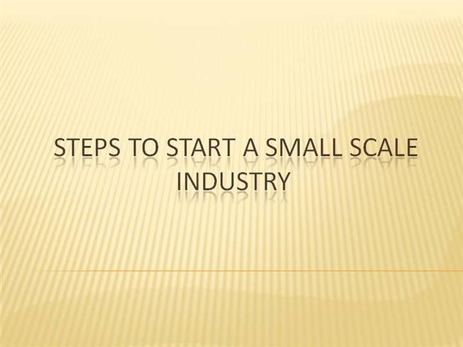 50 Small Scale Manufacturing Business ideas That Cost Little to Start