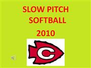 SLOW PITCH SOFTBALL 2010 With embedded audio