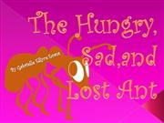 the hungry,