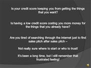 Rock Solid Credit Score 1