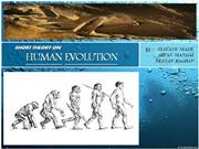 human evolution mayank ppt