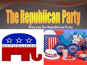 8-The Republican Party