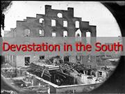 2-Devastation in the South