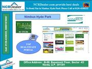 2, 3 and 4 bhk flats in nimbus hyde park sector 78 noida