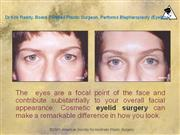 dr kris reddy reviews blepharoplasty (eyelids) in west